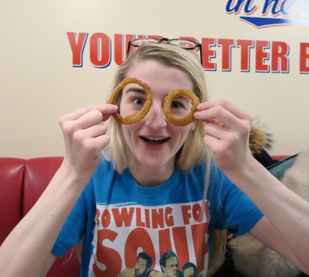 Onion Ring Glasses